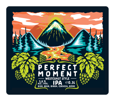 Perfect Moment - Westcoast Style IPA