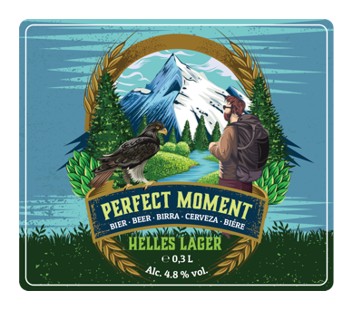 Perfect Moment - Helles Lager